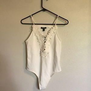 Express Lace Bodysuit